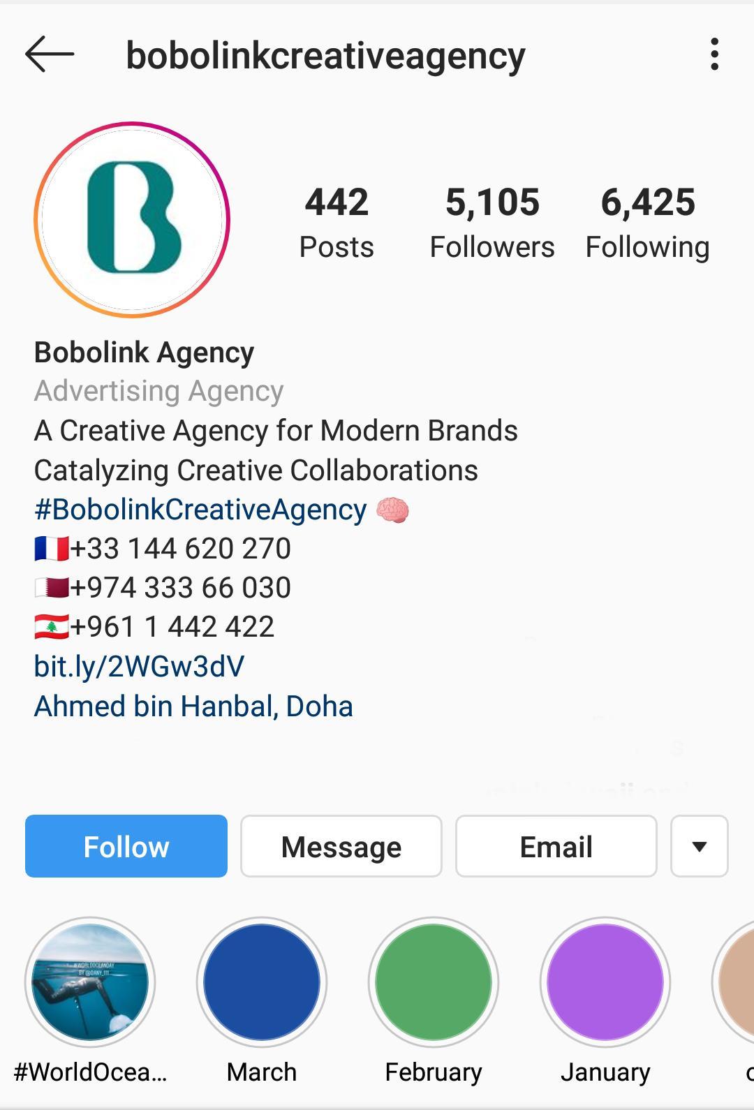 Bobolink Page