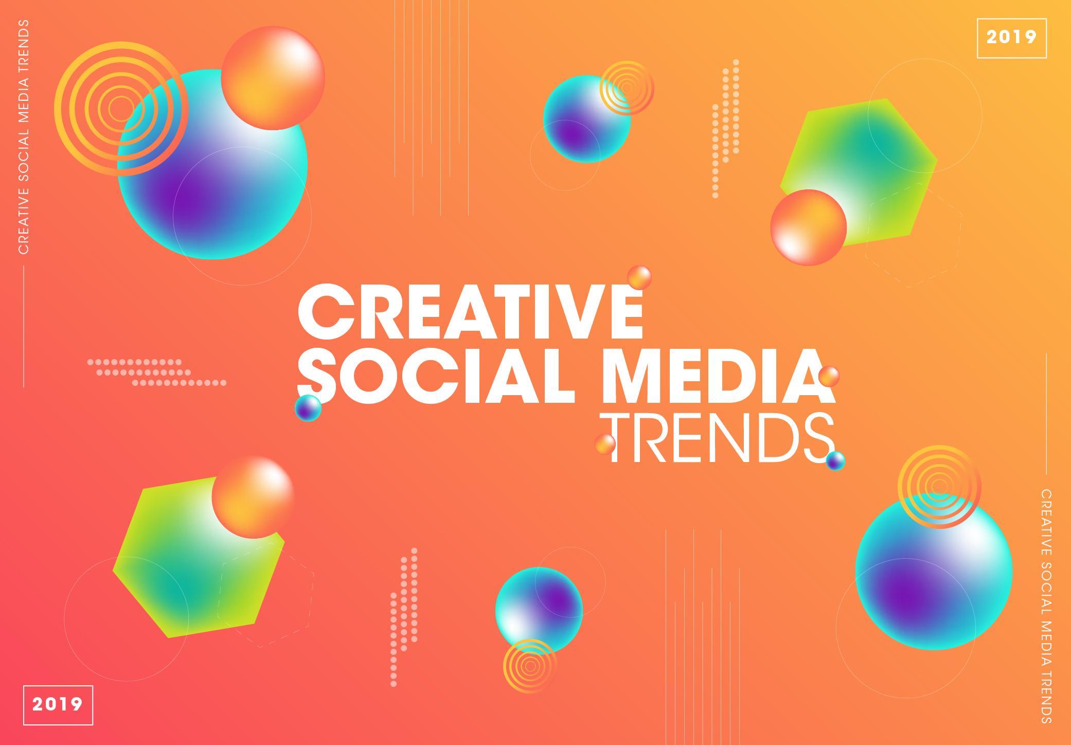 CREATIVE SOCIAL MEDIA TRENDS - News