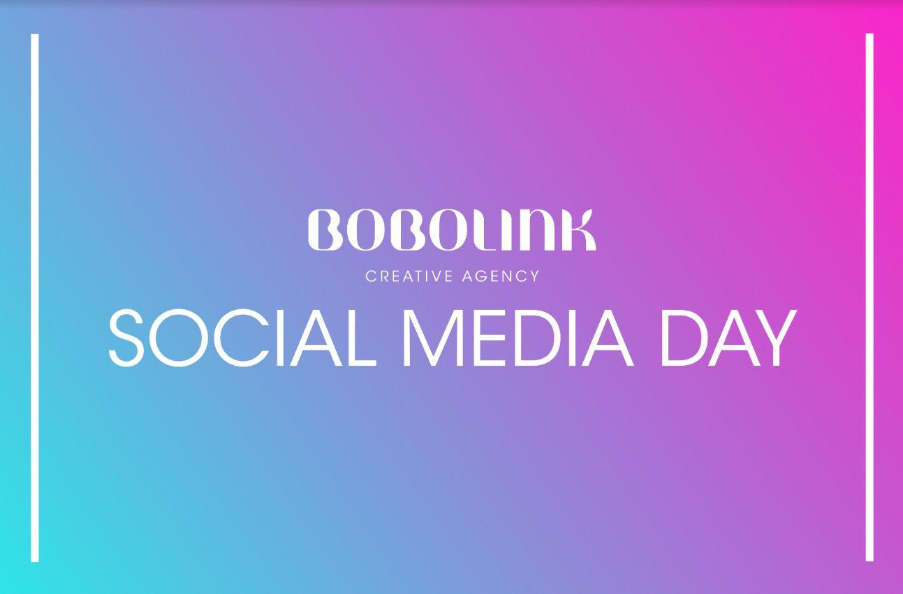 WORLD SOCIAL MEDIA DAY - News